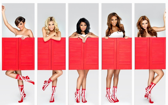 The Saturdays For Sports Relief