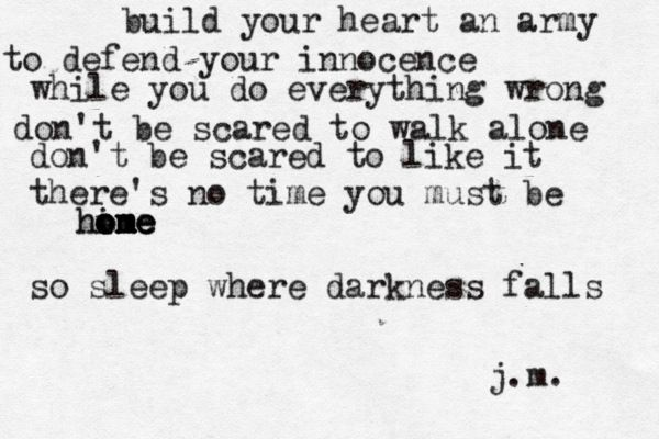 the age of worry - john mayer