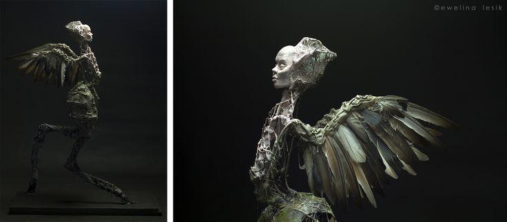 Harpy by Ewelina Lesik