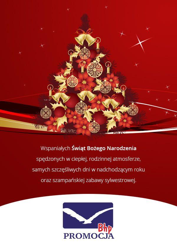 Życzenie pogodnych Świąt Bożego Narodzenia