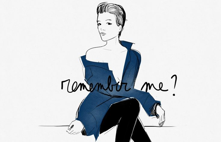Remember Me? / Garance Doré