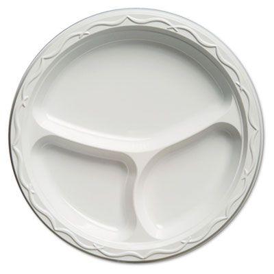 Genpak 71300 Aristocrat Plastic Dinnerware #71300 #Genpak #TAAPlates  https://www.officecrave.com/genpak-71300.html