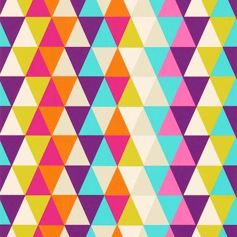 Behang Kaleidoscope - 110526Harlequin