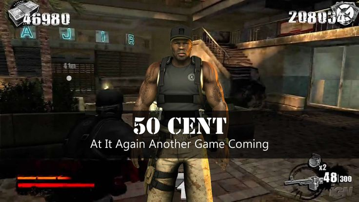 """50 Cent At It Again Another Game Coming Check it out Mister Jackson is thinking about coming out with another game. Mr. Jackson who? Yes, Curtis Jackson which is known as """"50 cents"""" the rapper.  https://gamersconduit.com/50-cent-at-it-again-another-game-coming/"""