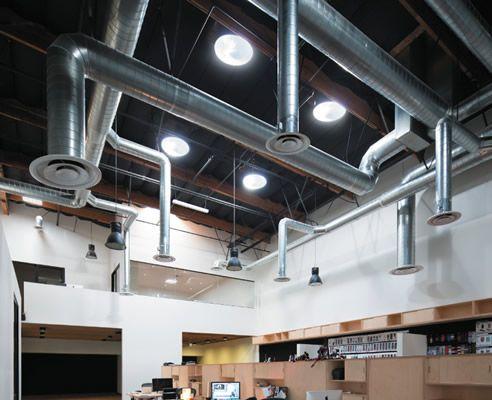 factory tubular skylights Solatube skyvault #daylighting device
