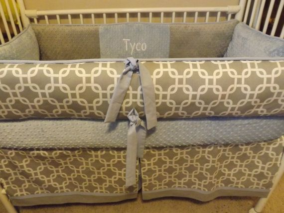 Hey, I found this really awesome Etsy listing at https://www.etsy.com/listing/179355968/baby-bedding-boy-crib-set-with-light