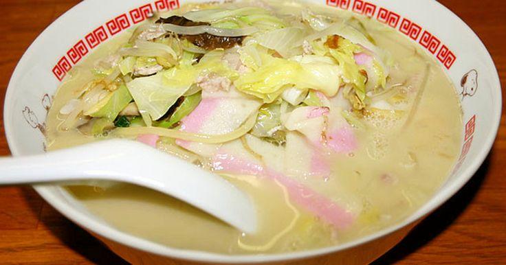 人気検索1位+つくれぽ100人達成に感謝!ちゃんぽん以外にも、ちゃんぽんうどん、鍋等、簡単に作れる万能ちゃんぽんスープ♪