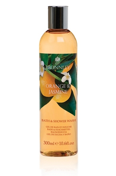 Image of Orange & Jasmine Bath & Shower Wash
