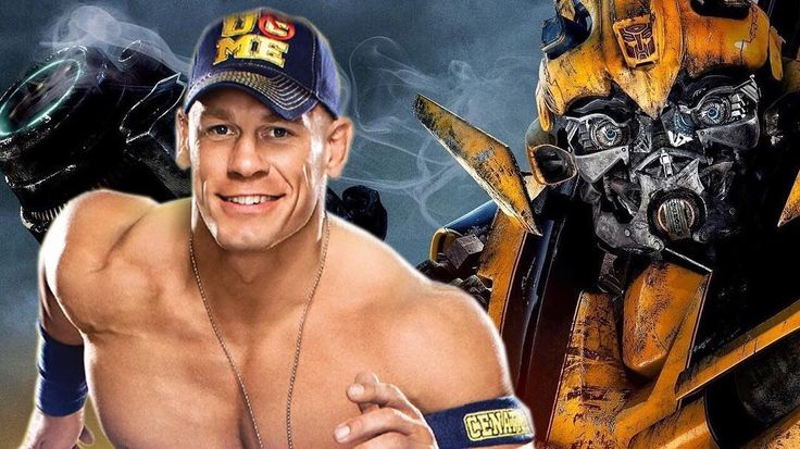 John Cena Joins the 'BUMBLEBEE' Movie; Release Date Announced! *LINK IN BIO* #comicboiz #johncena #bumblebee #transformers #movie #film #like #love #follow