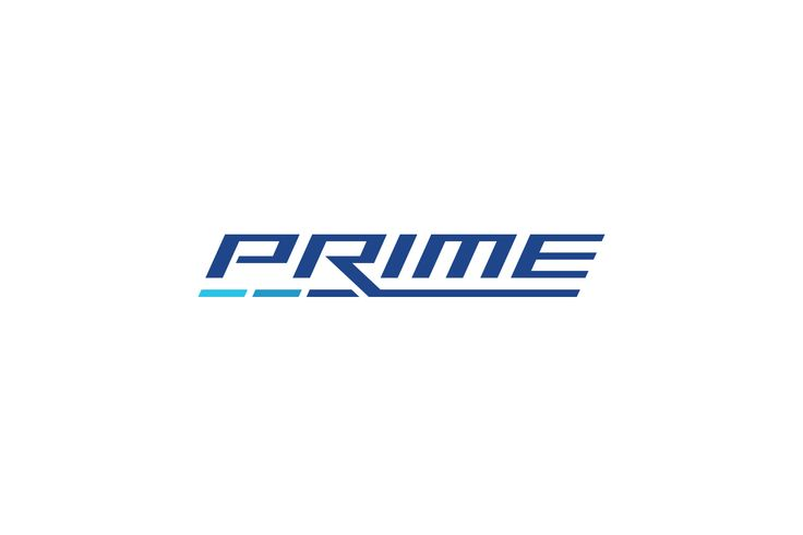 A concept wordmark logo presented for Prime Refrigeration and Air-Conditioning. #logo #brand #identity #branding #airconditioning #refrigeration #prime #aircon