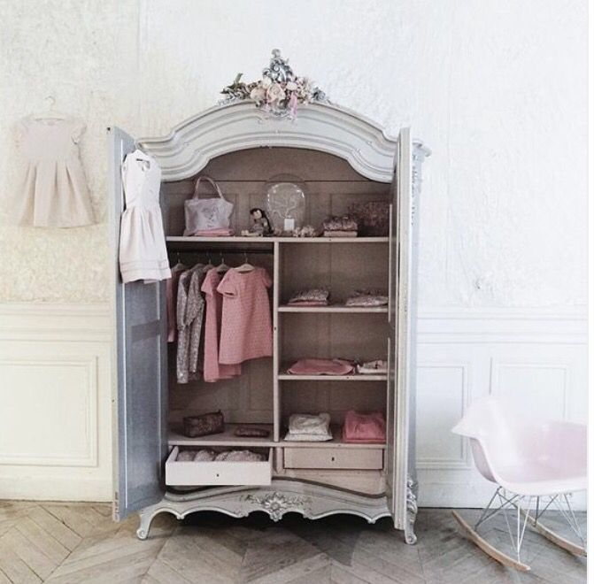 Stunning Armoire Chambre Fille Ideas - ansomone.us - ansomone.us