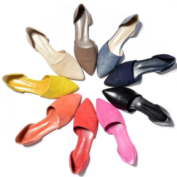 Jenni Kane flats: Jenny Kayn, Fashion, Style, D Orsay Flats, Colors Wheels, Kayn Dorsay, Kayn Flats, Kayn D Orsay, Dorsay Flats
