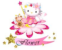 Pink Glitter Graphic Hello Kitty | Hello kitty glitter graphics