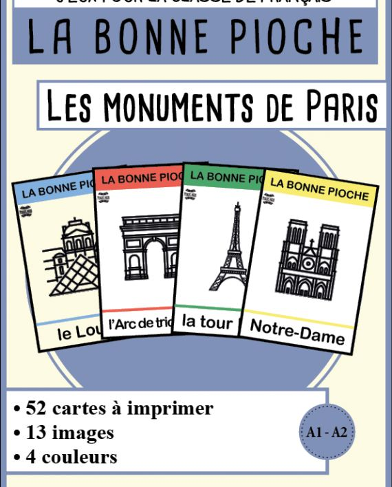 BP – Les Monuments De Paris