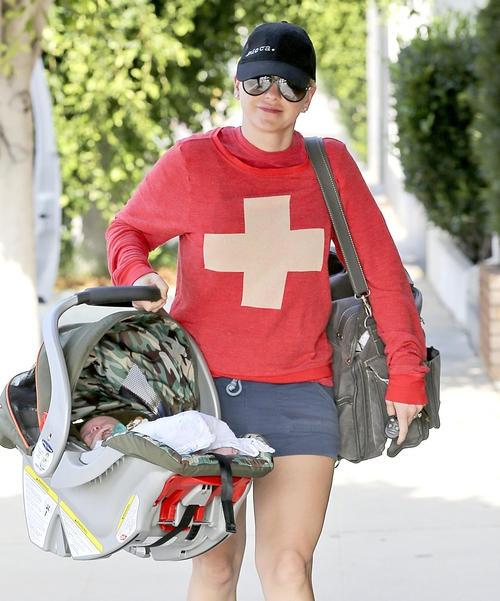 Swiss Anna Faris