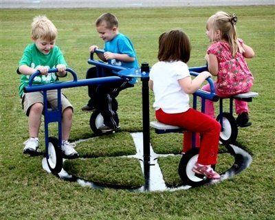Playgrounds: Natural Mood Boosters or a Hazard to Child Safety ...