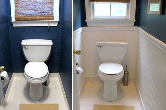 6 Easy LowCost Bathroom Makeovers  HouseLogic