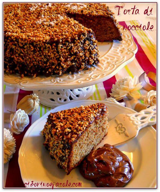 Torta di nocciole #torta #nocciole #cake