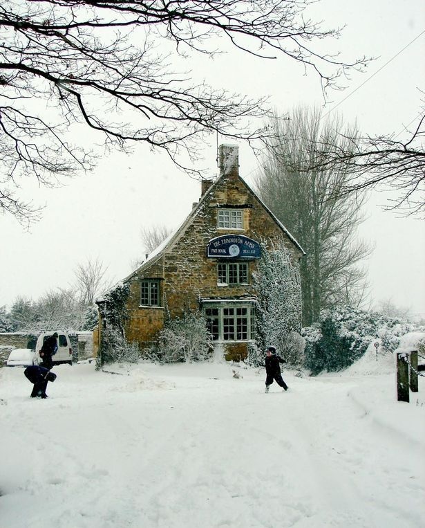 Ebrington Arms in the Cotswolds, UK Top 10 Bed and Breakfasts in the UK