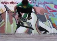 Vídeos TrickPride Nollie Flip -  TrickPride só manobra de orgulho desta vez a trick é Nollie Flip e desta vez quem mostra é o Skatista Amador Diego mais conhecido como Cueca, se liga no pop.