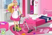 Barbie Ev Temizliği   - http://temizlik.oyunlari.net
