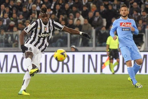 Goal of the day: Paul Pogba (Juventus) vs Napoli