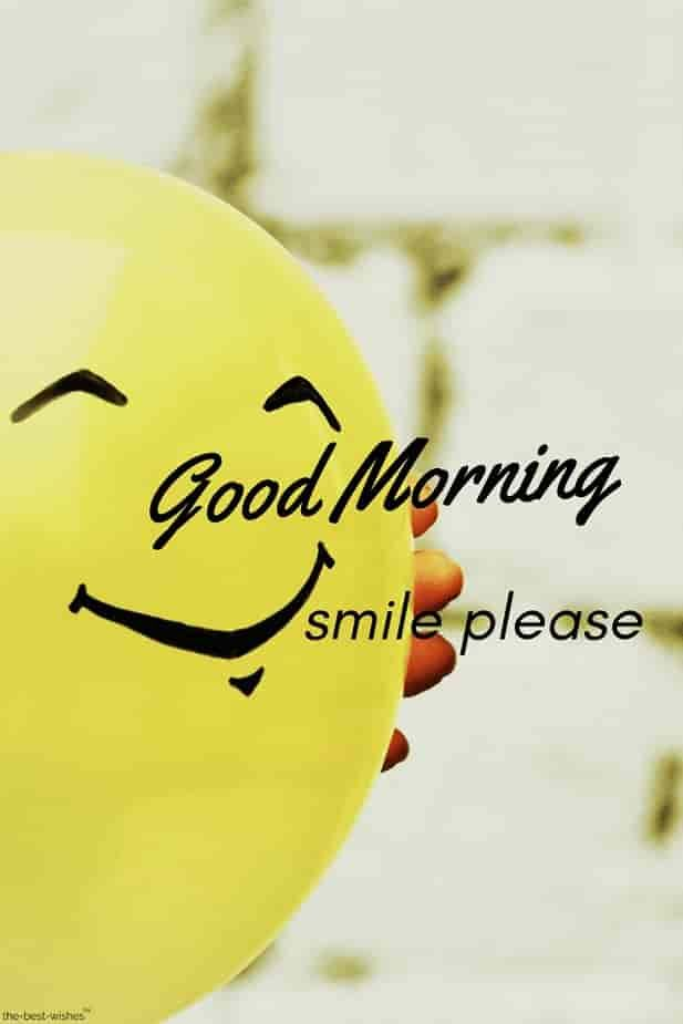Good Morning Smile Images