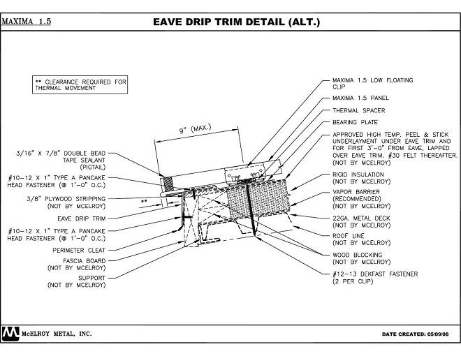 Best Mcelroy Metal Roofing And Wall Construction Downloads 400 x 300