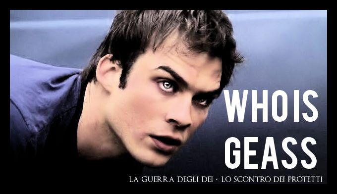 #WhoisGeass?