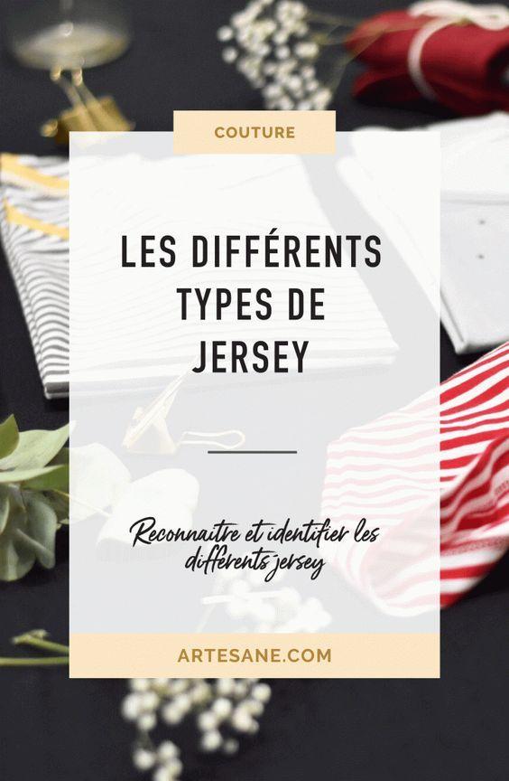 Les différents varieties de jersey : composition et fabrication