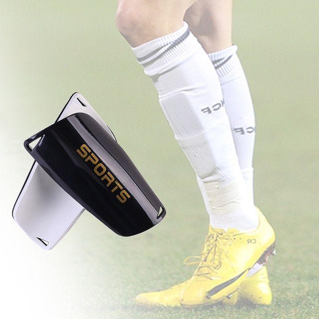 Men Football Shin Guards Protective Soccer Pads Leg Basketball Training USB JB