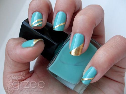 The 25 best scotch tape nails ideas on pinterest diy nails 32 amazing diy nail art ideas using scotch tape quick and easy tape instantly makes lines cleaner prinsesfo Choice Image