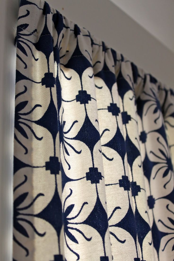 Velcro french door curtain panels - Diy French Door Curtain Panel Tutorial Pretty Prudent