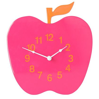Login' the Jonathan Adler collection... Apple clock