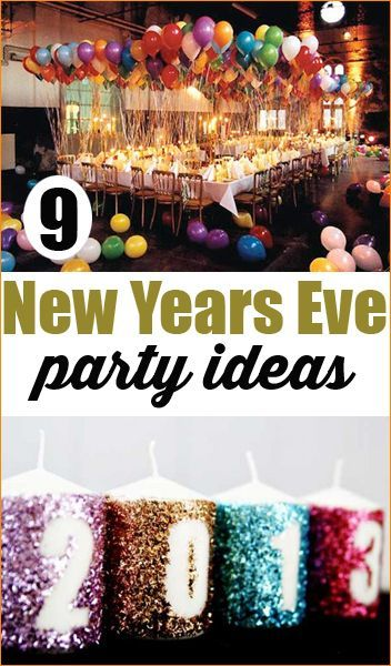 17 best images about new year 39 s eve on pinterest free for Fun new years eve party ideas