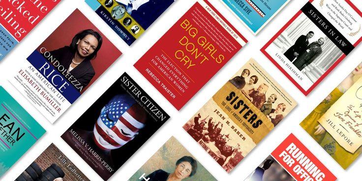 20 Political Books Every Woman Should Read - Cosmopolitan.com