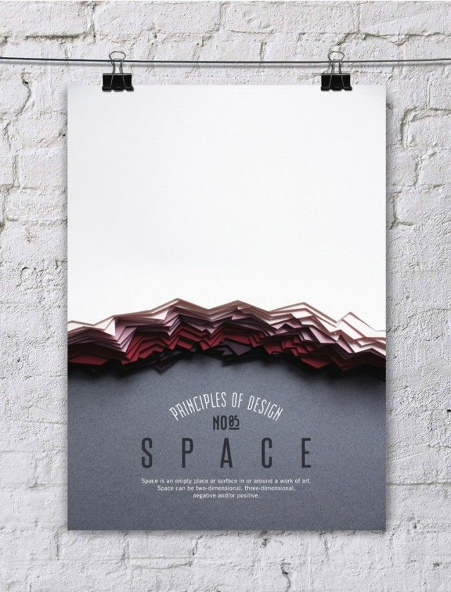 Principle-of-Design-Poster-Space