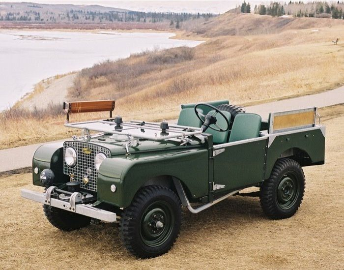 Land Rover Series 1 Is One Of The Most Charismatic Names In Motoring World With A Rich History Around Globe