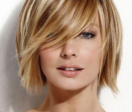 Taglio-di-capelli-bob-con-lunga-frangia-laterale