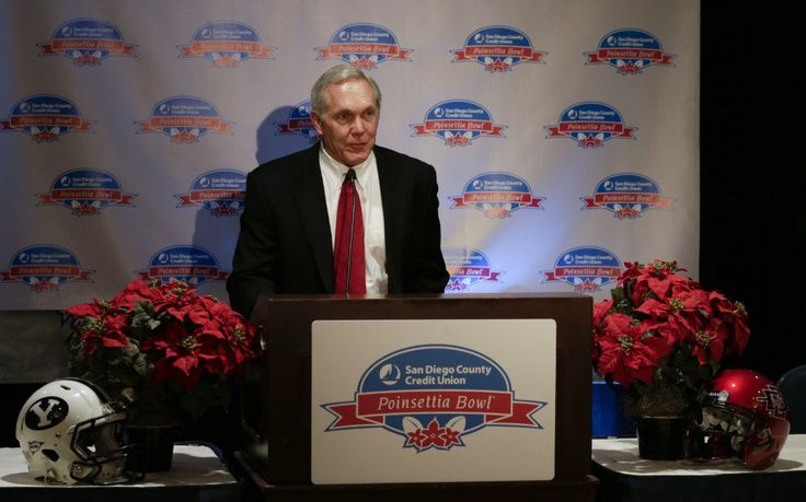San Diego Bowl Game Association terminates Poinsettia Bowl = The San Diego Bowl Game Association board of directors has opted to center around just one postseason college football game in 2017: The Holiday Bowl. With that, the…..