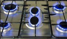 pulire i fornelli della cucina