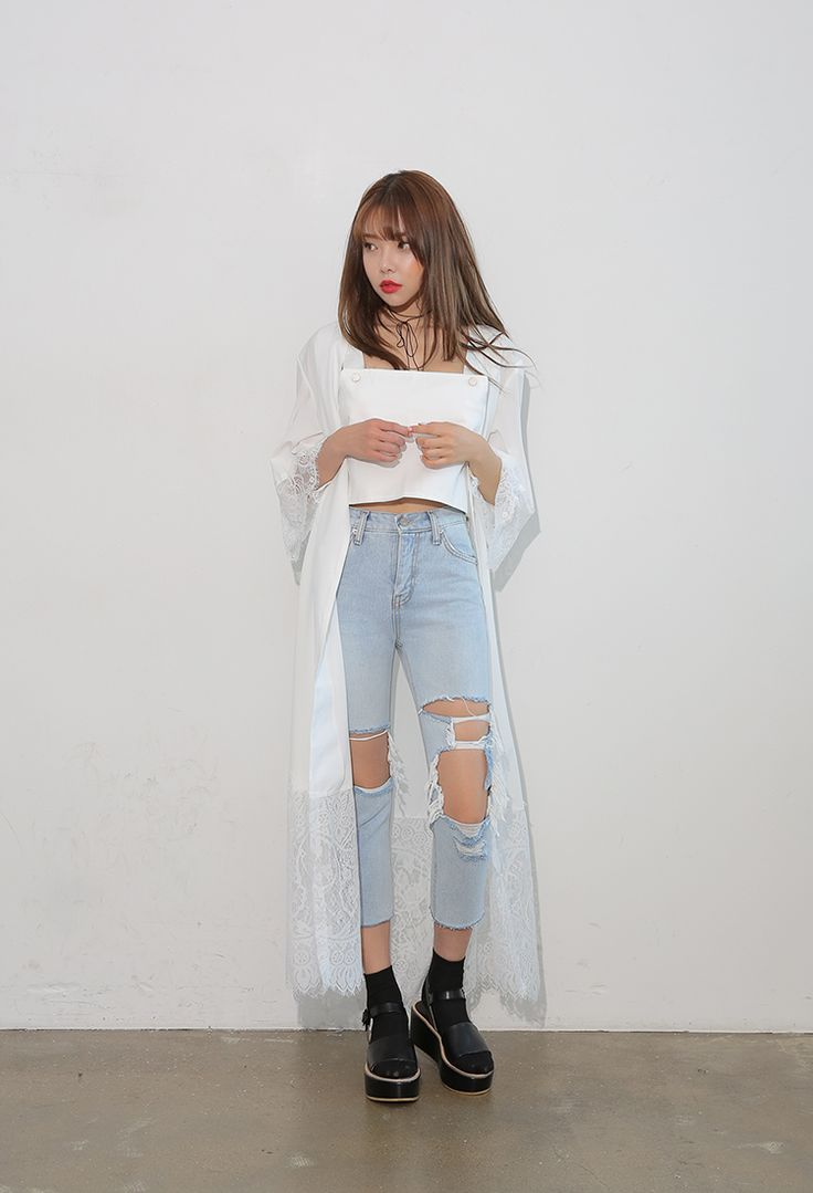 Ulzzang clothing store
