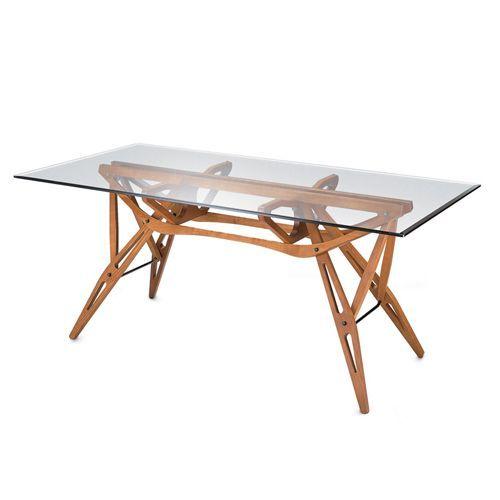 Reale table - design Carlo Mollino - Zanotta