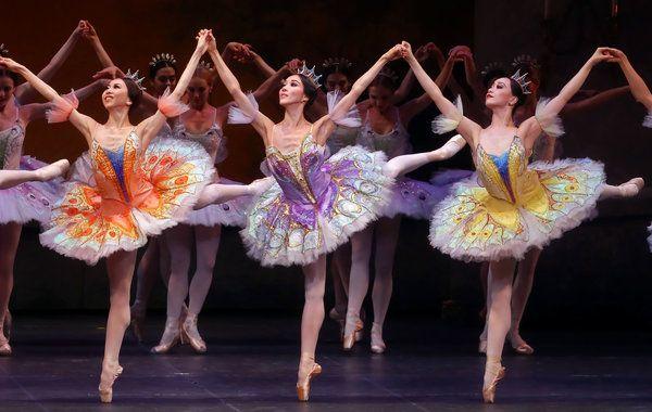 American Ballet Theater Presents 'Sleeping Beauty' #ballet #nytimes