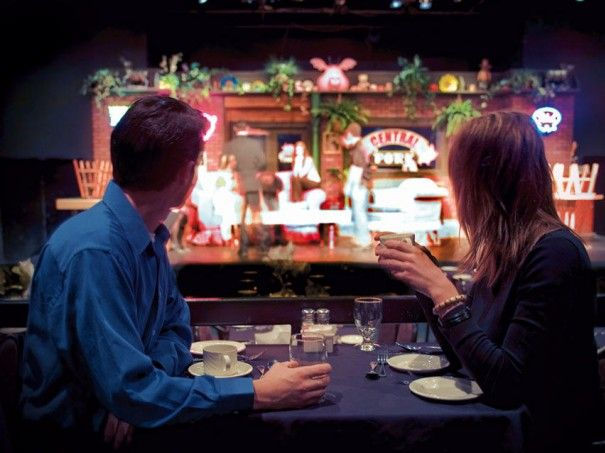 Dinner theatre has never been more fun on this zany stage. Take in a show for two. Win your Winnipeg adventure including flight, hotel and an adventure YOU choose! Visit http://www.tourismwinnipeg.com/pin-and-winnipeg to enter!