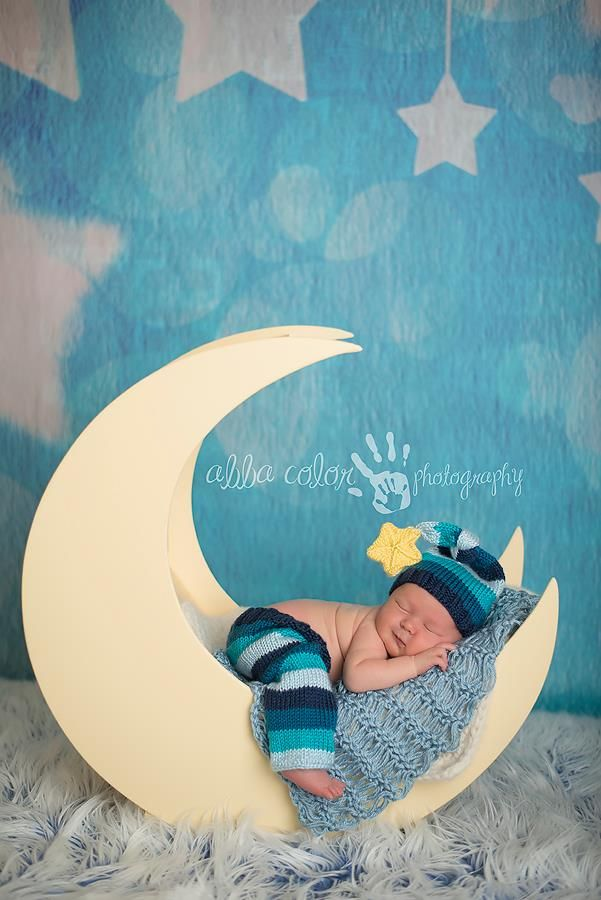 Baby Boy Photography Props