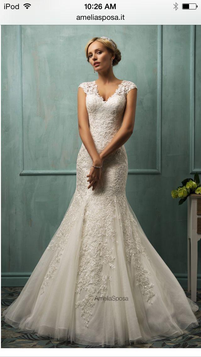 12 best Weddings images on Pinterest Homecoming dresses straps - resumen 8 millas