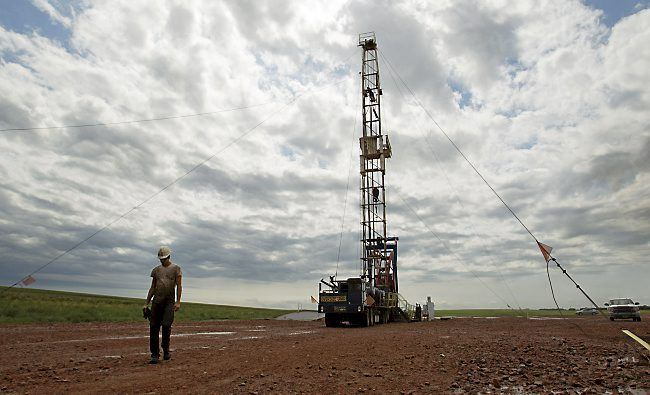 Bakken oil fields mark billionth barrel. Thanks fracking!