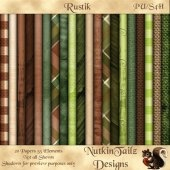 Rustik [NutkinTailz Designs] - AU$4.00 : Nuts4Digi.com Store