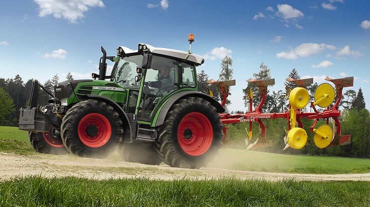 Highlights | Fendt 200 Vario | Tractors - AGCO GmbH